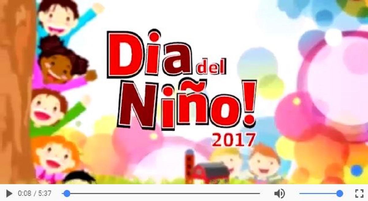 Dia del Niño 2017 [Video]