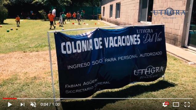COLONIA DE VACACIONES 2018 [VIDEO]