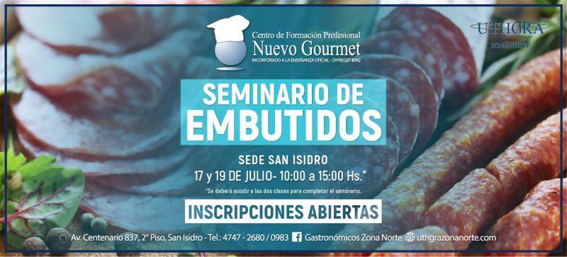 SEMINARIO DE EMBUTIDOS